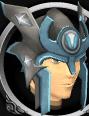 Relic helm of Armadyl chathead