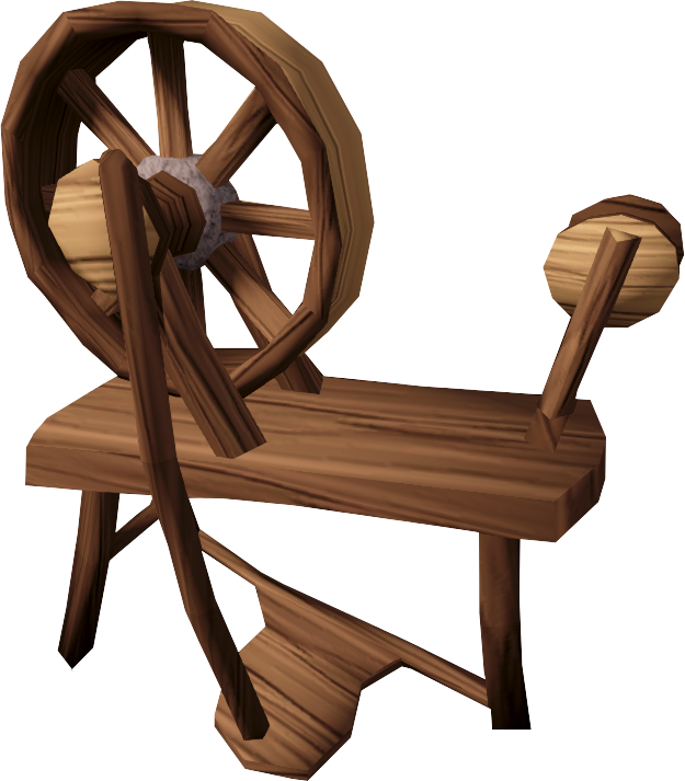 Spinning wheel | RuneScape Wiki | FANDOM powered by Wikia