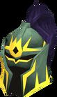 Adamant full helm (g) detail