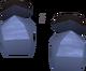 Argonite gauntlets detail