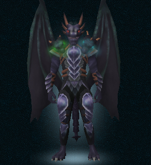 Attuned King Black Dragon outfit news image