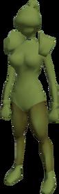 Elder rune armour equipped (female)