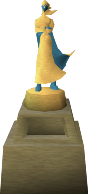 Elidinis Statuette