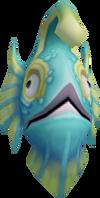 Ikuchi orokami mask detail