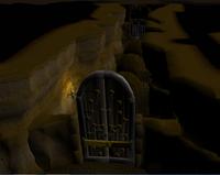 Kharazi Dungeon doors
