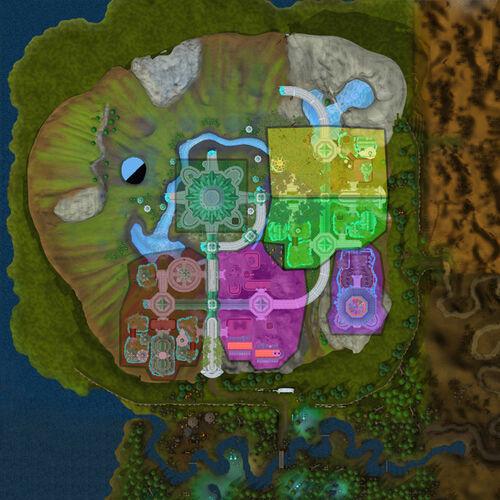 Prifddinas map news image