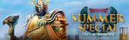 Summer Special 2017 lobby banner