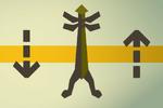 Teak cape rack (flatpack) detail