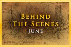 Behind the Scenes June