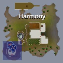 Dr Fenkenstrain (Harmony Island) location