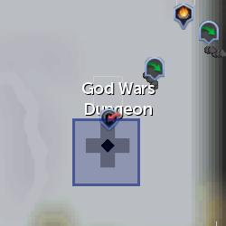 Dungeon sir with a gimp