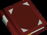 Legendary reward book