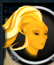 Liquid Gold Nymph chathead