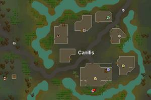 Mapa-Canifis I