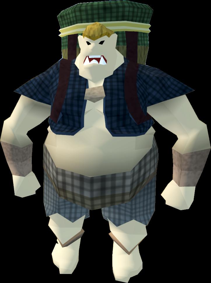Ogre merchant