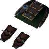 Augmented Bandos tassets detail