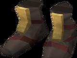 Black ibis boots
