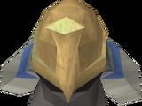 Black ibis mask