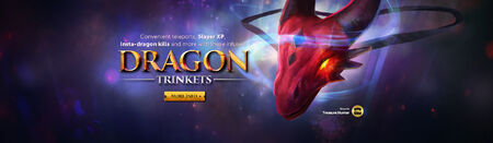 Dragon Trinkets head banner