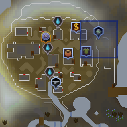 Familiarisation (Lunar Isle) location