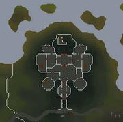 Fenkenstrain's Castle map