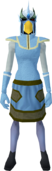 Mighty slayer helmet (ef) (green) equipped.png
