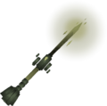 Seismic wand (barrows) detail