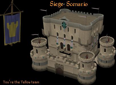 Siege scenario