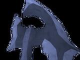 Argonite battleaxe