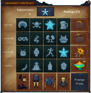 Assassin's contract interface