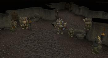 Barendir trolls