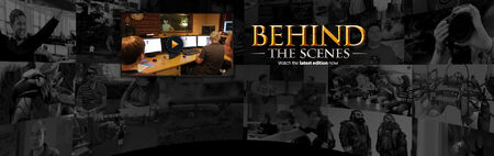 Behind the Scenes Video head banner