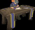 Elven recruiter old