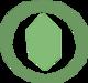 Green Gemstone logo