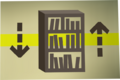 Mahogany bookcase (flatpack) detail.png