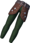 Robin Hood tights detail
