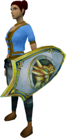 RuneFest 2017 Shield equipped