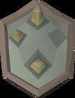Rune berserker shield 0 old