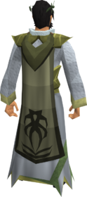 Third-age druidic cloak equipped