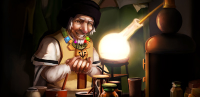 Alchemists Amulet Returns