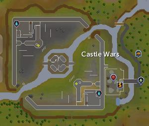 Castle Wars map