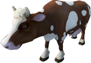 Chocolate cow (monster)