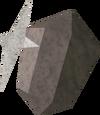 Diamante de fumaça detalhe