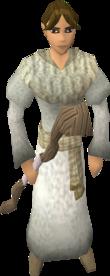Druidess old