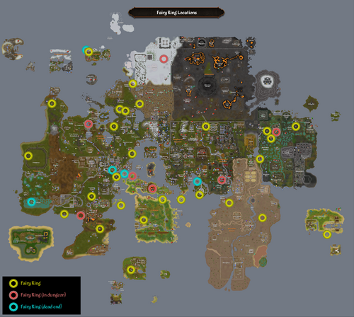 Osrs Kharazi Jungle Fairy Ring