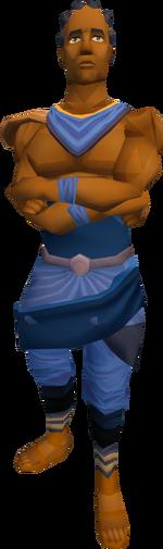 Menaphite citizen (Merchant District, male, 2)
