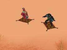 Missão o valete de espadas chegando a menaphos