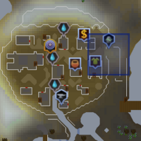 Moonclan teleport location