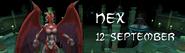 Nex 12 September 2015