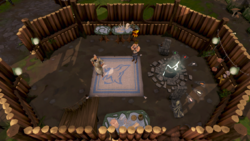 Pikkupstix's Summoning Shop interior